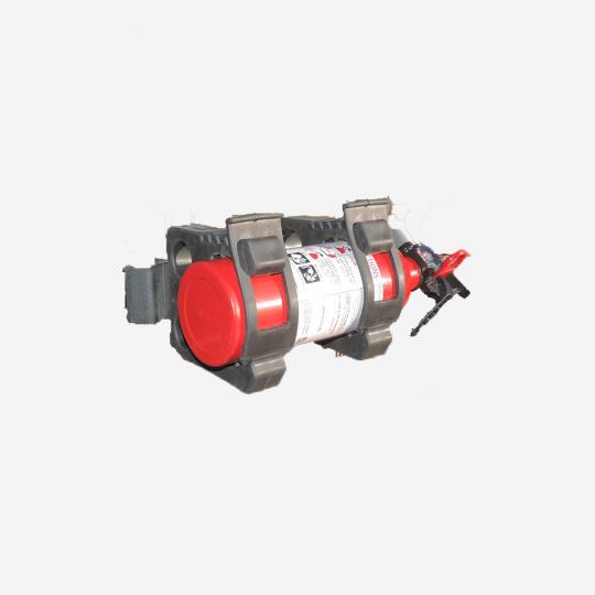 Rack Mount Fire Extinguisher Bracket